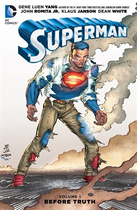 Cover image for Superman Vol. 1: Before Truth