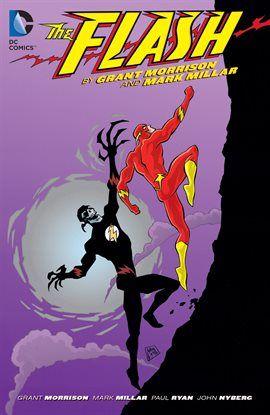 Cover image for The Flash by Grant Morrison & Mark Millar