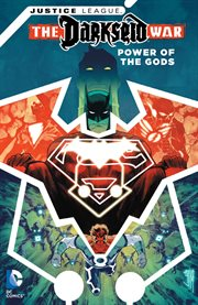 Justice League, Darkseid war : power of the gods cover image