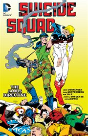 Suicide Squad. Volume 4, issue 26-30, The Janus directive cover image