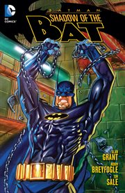 Batman: shadow of the bat vol. 1. Volume 1, issue 1-12 cover image