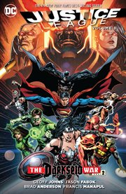 Justice League. Volume 8, issue 45-50, Darkseid war cover image