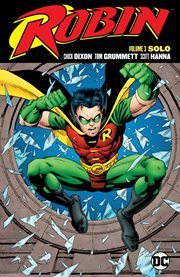 Robin. Volume 3, issue 1-5, Solo cover image
