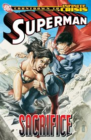 Superman: sacrifice cover image