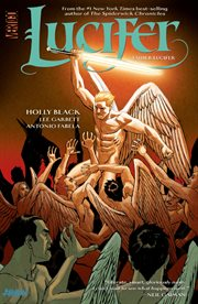 Lucifer. Volume 2, issue 7-12, Father Lucifer cover image