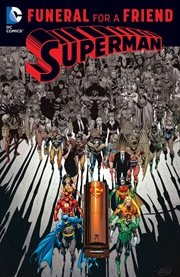 Superman: funeral for a friend cover image