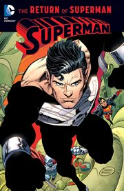 Superman: the return of Superman cover image