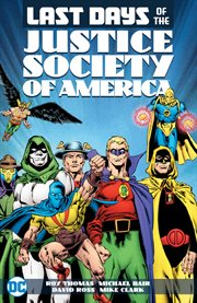 The last days of the Justice Society of America cover image