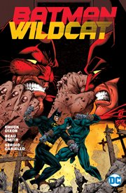 Batman/Wildcat cover image