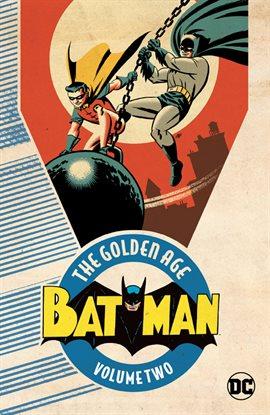 The Golden Age of Batman Vol. 2