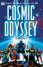 Cosmic odyssey. Issue 1-4 cover image