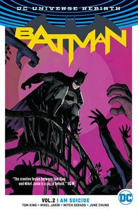Cover image for Batman Vol. 2: I Am Suicide