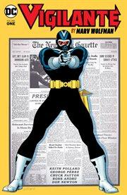 Vigilante by Marv Wolfman