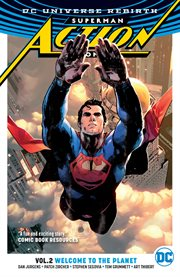 Superman Action Comics. Volume 2, issue 963-966, Welcome to the planet cover image