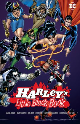 Cover image for Harley's Little Black Book