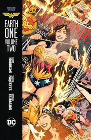Wonder Woman, earth one. Volume 2 cover image