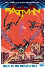 Batman: night of the monster men cover image