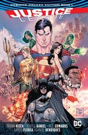 Justice League Rebirth Deluxe Edition