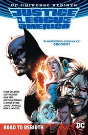 Justice League of America : road to rebirth cover image