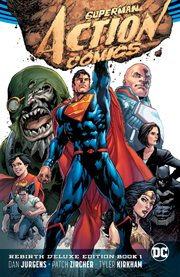 Superman - Action Comics: The Rebirth Book 1