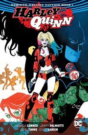 Harley Quinn: the Rebirth Book 1