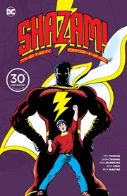 Shazam! : the new beginning 30th anniversary deluxe edition. Issue 1-4 cover image