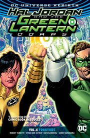 Hal Jordan and the Green Lantern Corps. Issue 22-29, Fracture cover image