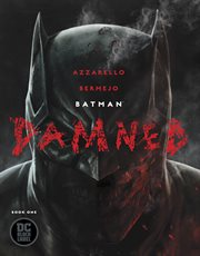 Batman: damned (2018-). Issue 1 cover image
