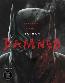 Cover of Batman:Damned