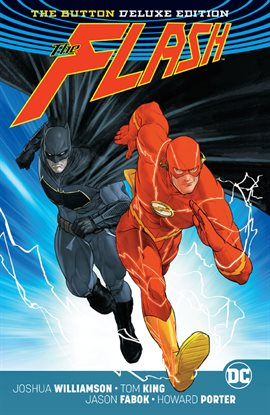 Cover image for Batman/Flash: The Button