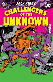 Challengers of the unknown cover image