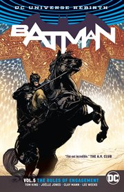 Batman. Volume 5, issue 33-37, The rules of engagement cover image