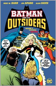 Batman and the Outsiders. Volume 2, issue 14-23 cover image