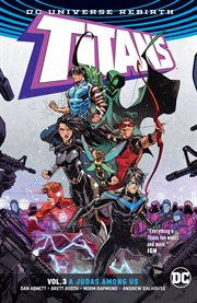 Titans. Volume 3, issue 12-18, A Judas among us cover image