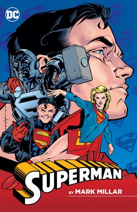 Cover image for Superman by Mark Millar