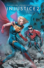 Injustice 2. Volume 3, issue 13, 15-17 cover image