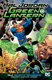 Hal Jordan and the Green Lantern Corps. Issue 30-31, 33-36 cover image