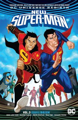 Cover image for New Super-Man Vol. 3: Equilibrium
