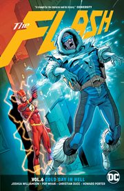 The Flash. Volume 6, issue 34-38, Cold day in Hell cover image