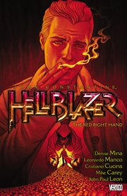 John Constantine, Hellblazer. Volume 19, issue 216-229, Red right hand cover image
