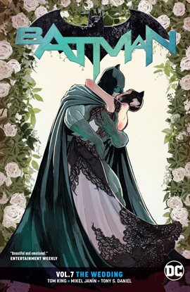 Cover image for Batman Vol. 7: The Wedding