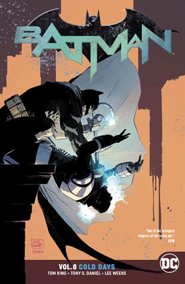 Cover image for Batman Vol. 8: Cold Days