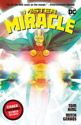 Mister Miracle by Tom King Book Cover