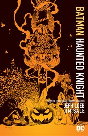 Batman: haunted knight new edition cover image