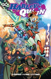 Harley Quinn. Volume 1, issue 43-49, Harley vs. Apokolips cover image