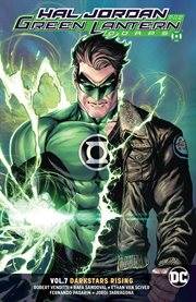 Hal Jordan and the Green Lantern Corps. Issue 42-50, Darkstars rising cover image