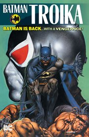 Batman : Troika cover image
