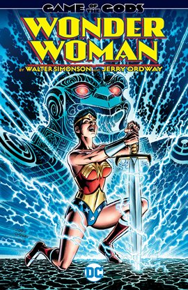 Cover image for Wonder Woman by Walt Simonson & Jerry Ordway