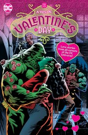 A very DC Valentine's Day cover image