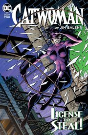 Catwoman by Jim Balent. Issue 0, 14-24 cover image